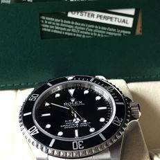 Rolex submariner no date 14060 fullset